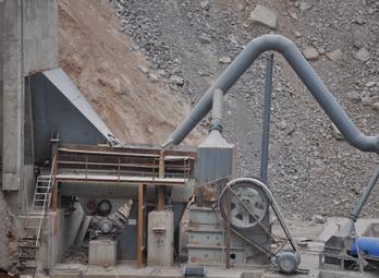 尾矿砂石破碎制砂生产线