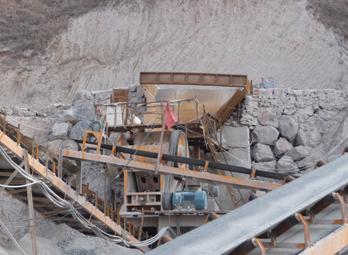玄武岩碎石制砂生产线设备