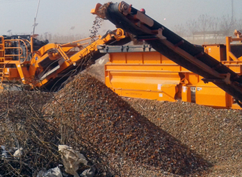 建筑垃圾回收利用