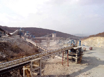 石灰石破碎工艺流程