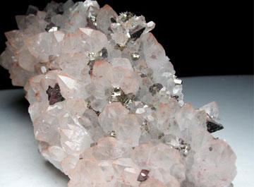 铜矿石破碎工艺
