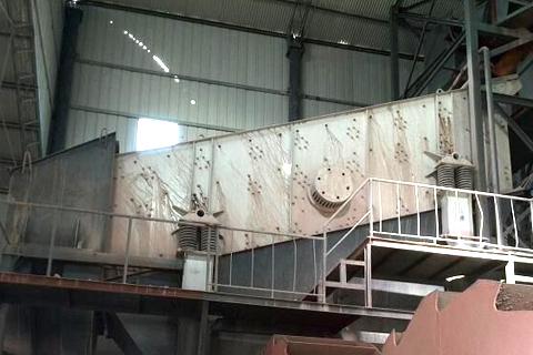 河卵石制砂生产工艺
