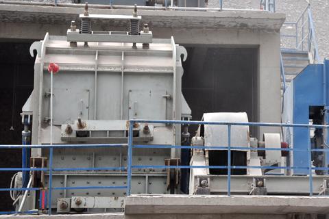 500t/h制砂生产线