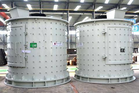 三低脱硫制粉机组
