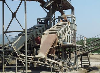 河卵石砂石制砂生产线